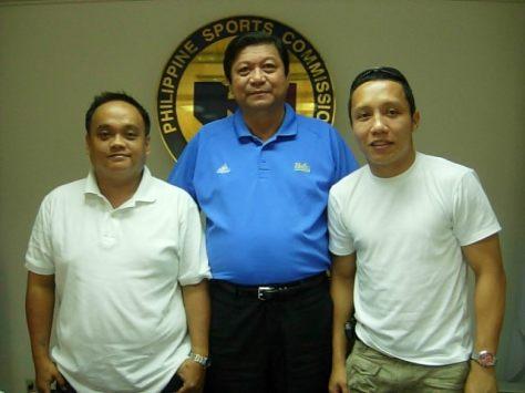 steve-grandeza-and-coach-edgar-alan-paulino-with-psc-chairman-william-ramirez-before-the-bout