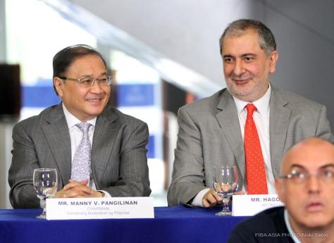 27th FIBA Asia presscon