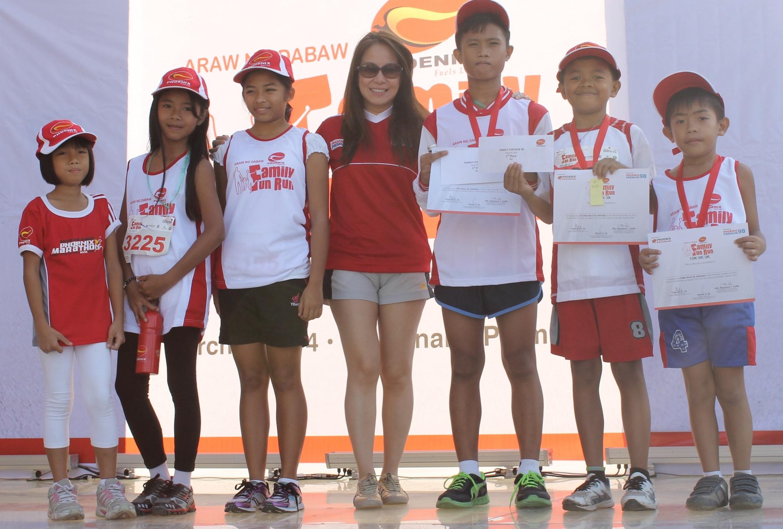 Msu High School Gensan Phoenix Run K Winners